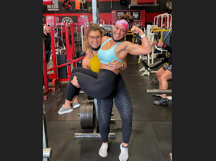 """When I am lifting, I can never get my heart rate in the """"zone"""" unless it's leg day 😅. My Fitbit tells me how many zone minutes I have during each workout and it's usually zero. How do I get that heart rate up??!!"""