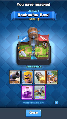 Clash Royale Arena 2