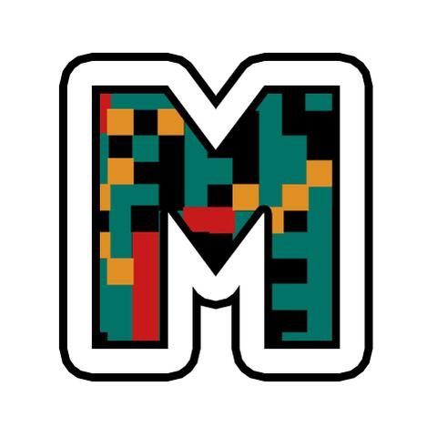 MissingNo Band Logo