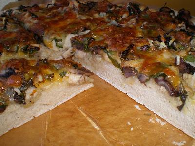 pizza de agucate plato receta gastronomia italiana italia