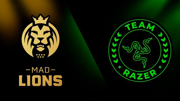 MAD Lions y el Team Razer se unen en una alianza a largo plazo