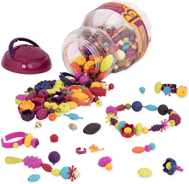 Pop Snap Bead Jewelry Kit