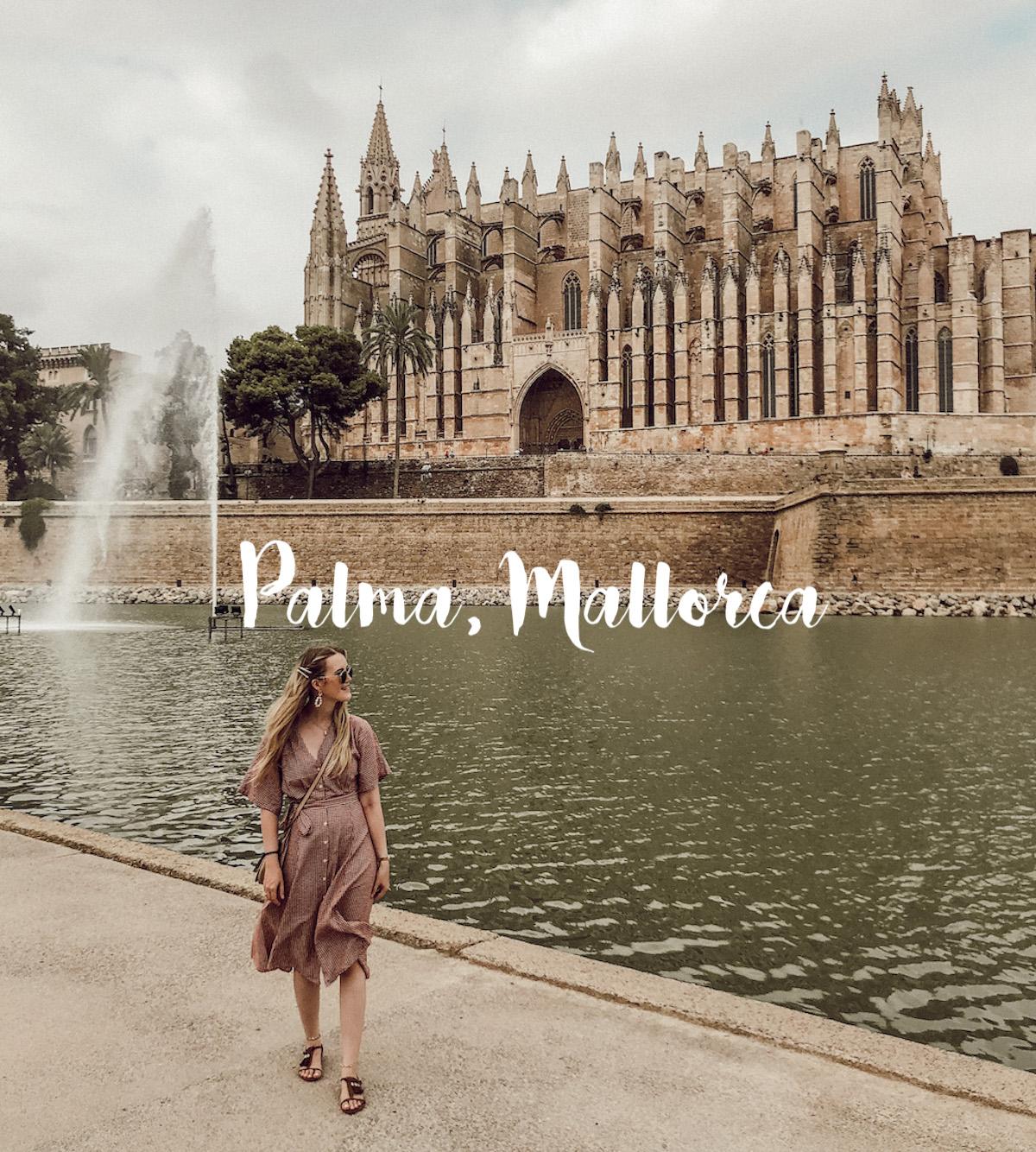 Sehenswerte Orte Mallorca Dörfer Städte Traveldiary Reisetipps Empfehlung Travelblog Palma Palau de l'Almudaina Kathedrale La Seu