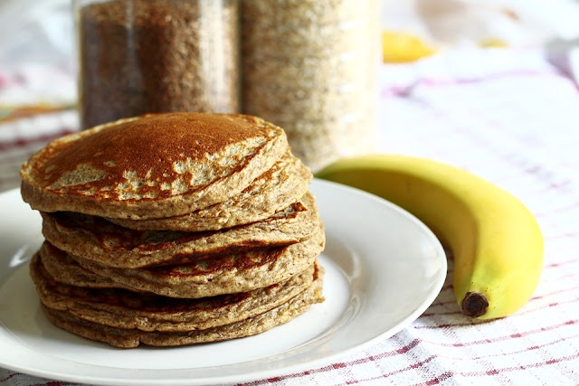 How To Prepare Banana Pancake And The Full Recipe