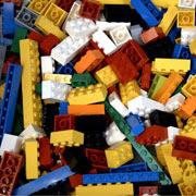 Bauduu-Lego-Ersatzteile