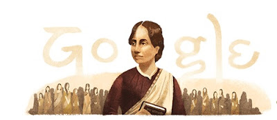 Google Doodle celebrated 155th Birth Anniversary of Kamini Roy