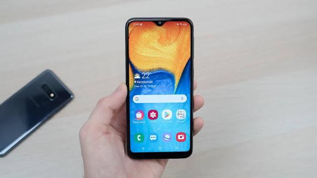 Sembunyikan Aplikasi di Hp Samsung
