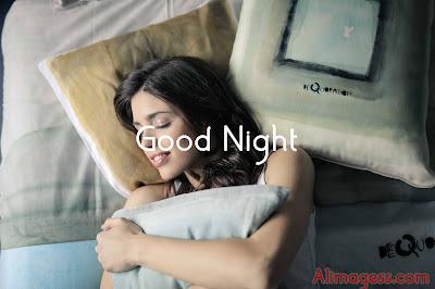 good night image for girls