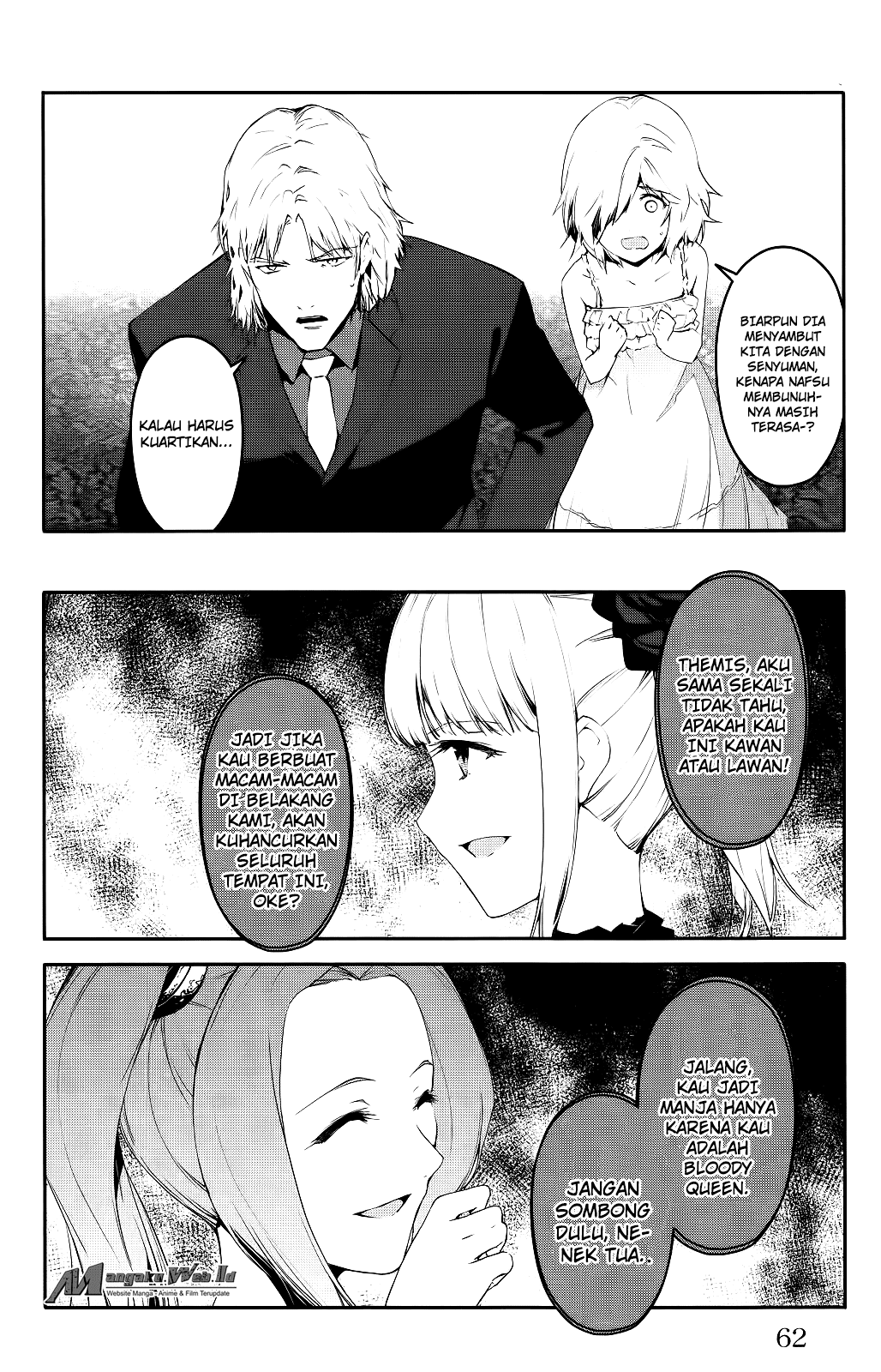 Darwin's Game Chapter 38-14