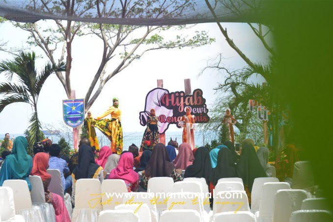Hijab Dewi Rengganis - Event Seru Perkenalkan Batik Khas Probolinggo