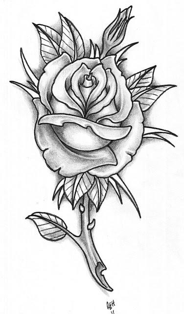 Desenhos Para Tattoo Flores Flores Imagenes