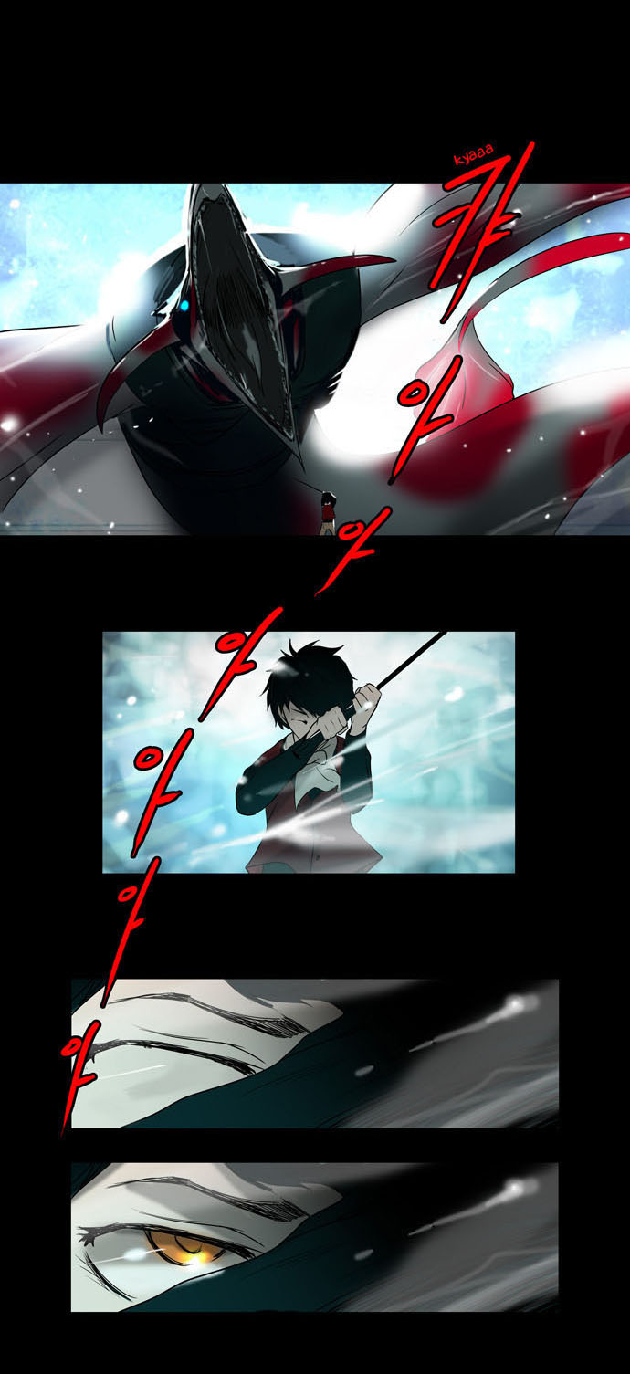 Tower of God chapter 3 trang 5