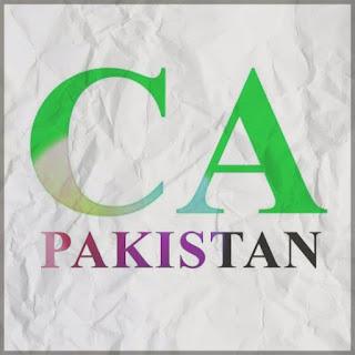 Salary of CA in Pakistan?