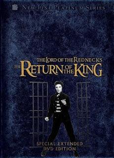 Meme de humor sobre El señor de los anillos