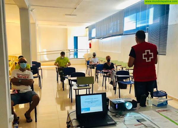 El Cabildo de La Palma y Cruz Roja ponen en marcha el Plan Formativo 2021