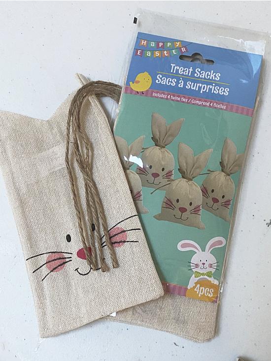 package of treat sacks