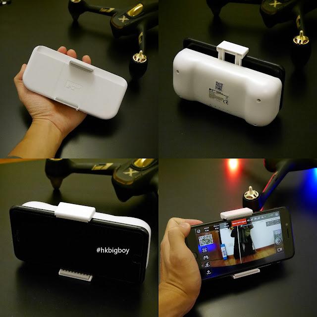 HubsanH501A遙控器remote