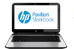 HP Pavilion 14-b100 Sleekbook Software and Driver Downloads For Windows 8.1 (64 bit)