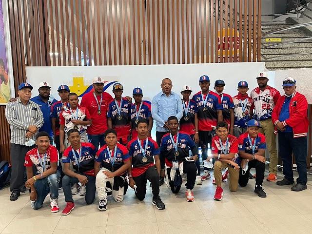 Asociacion de Béisbol SC felicita a la delegación que obtuvo oro en mundial U12 en México