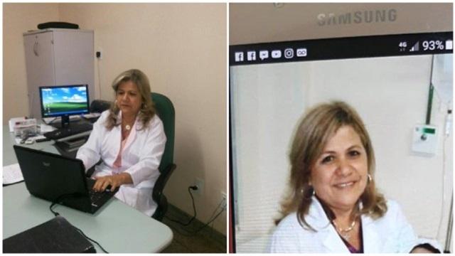 Familia informa falecimento de Elza Betânia Moura, Assistente social da maternidade de Patos