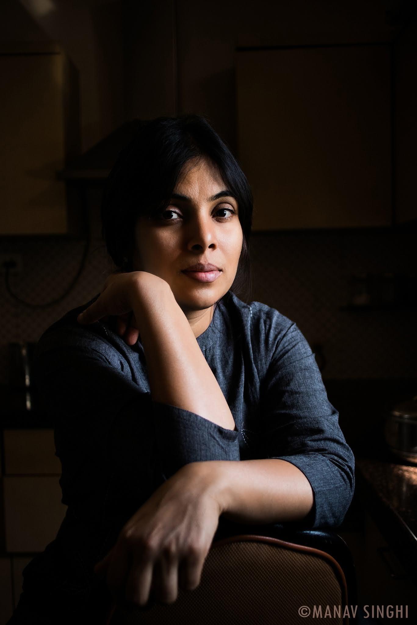 Portrait of My Wife #LockDown Stories.