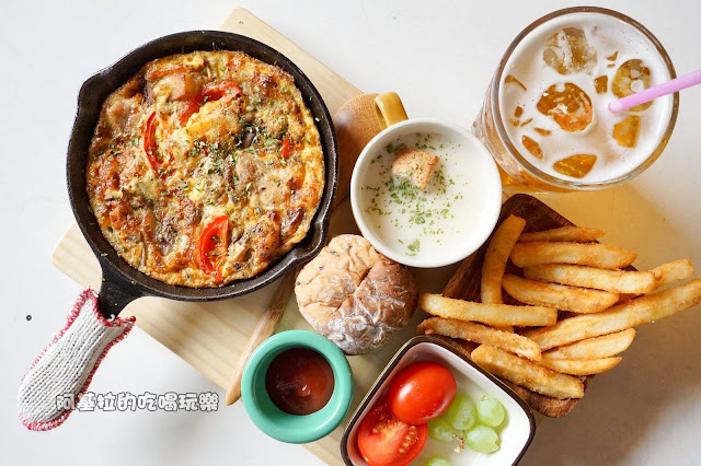 16835717 1232024186850824 2432150417355501423 o - 西式料理|貓爪子咖啡 Cat's Claw  Brunch & Cafe'