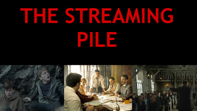 'The Streaming Pile' - October 2018