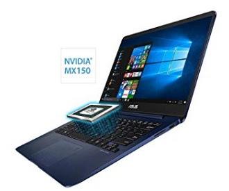 Spesifikasi ASUS ZenBook UX430UN UltraBook Laptop