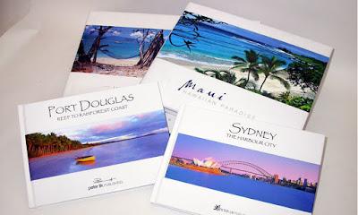 Ấn tượng, lôi cuốn với những mẫu catalogue du lịch độc đáo