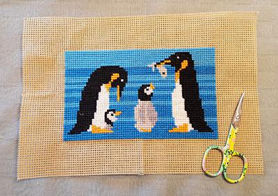 Fru Zippe Pingviner