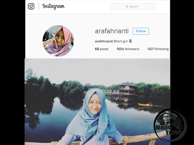 Instagram ARAFAH Depok SUCA 2 - @arafahrianti