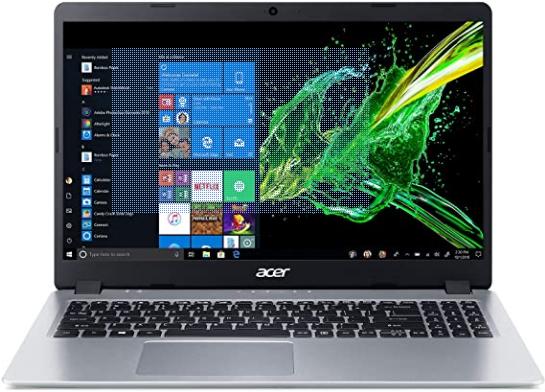 AMD Ryzen 3 Acer Aspire 5 Slim Laptop Windows 10 in S Mode