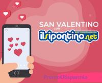 Logo Concorso ''San Valentino con IlSipontino 2020'': vinci gratis weekend a Manfredonia