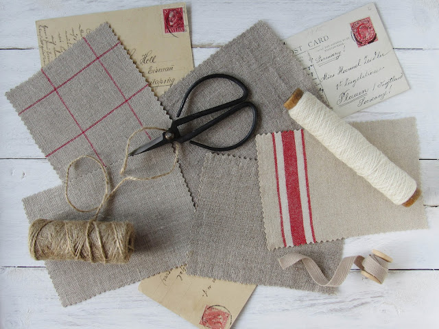 original french linen, favorite fabrics by Holz und Leinen