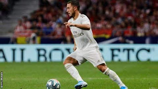 Hazard Does Not Feel Like a Galactico