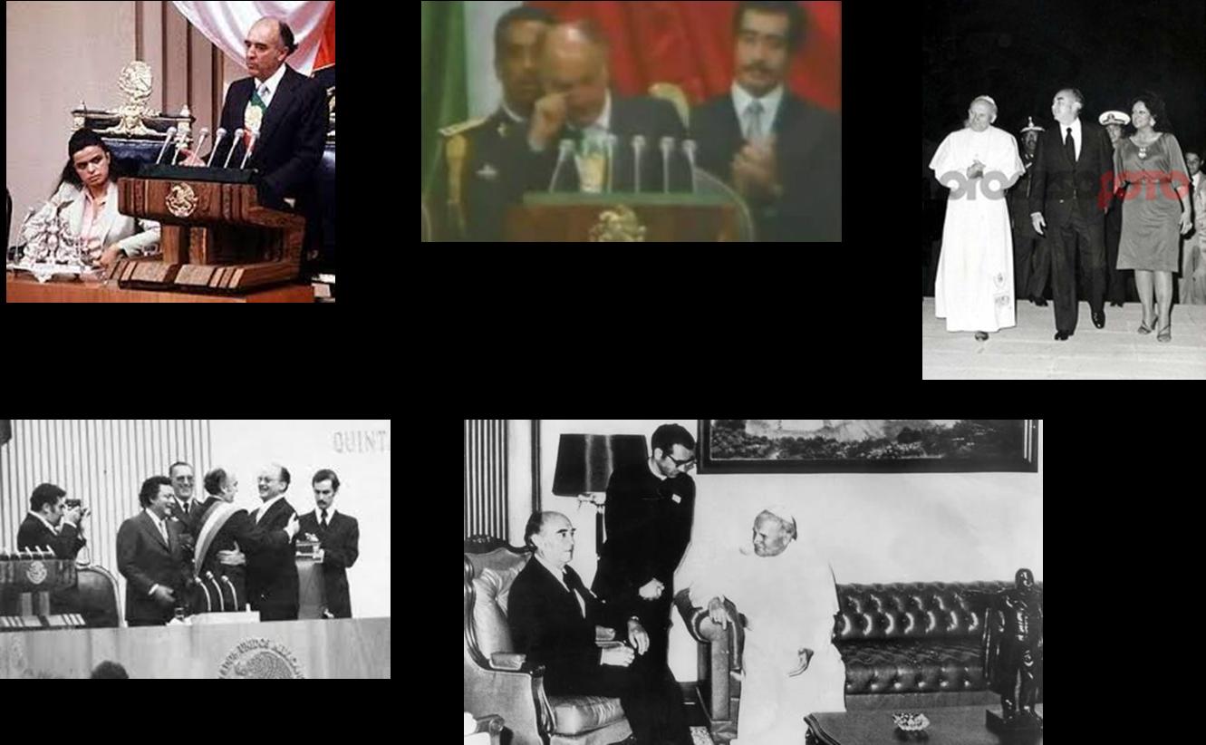 Gobiernos De Mexico 1970 2000 Enero 2014
