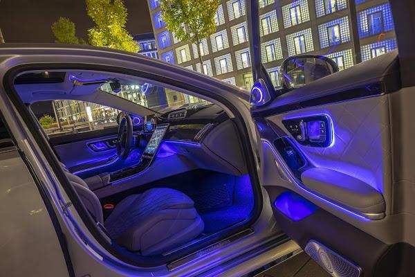 2021 Mercedes Classe S - prices