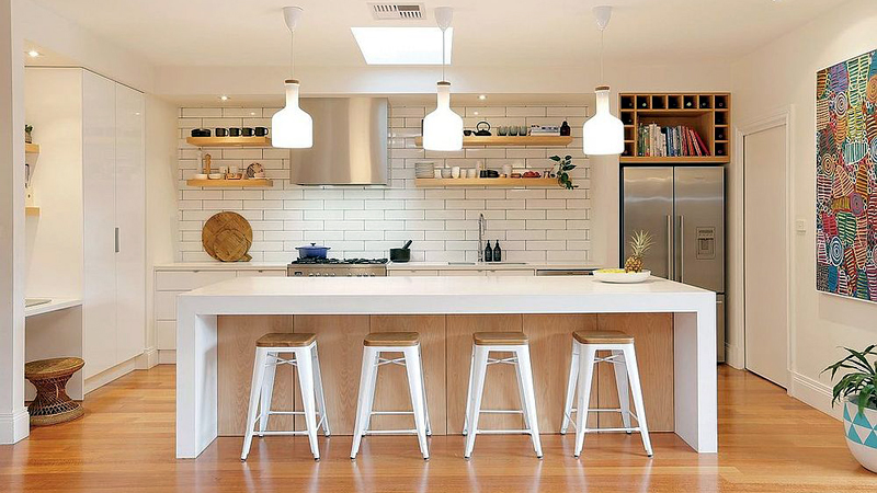 Scandinavian Kitchen Design and Style