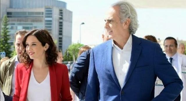 Querella criminal colectiva contra Ayuso, Ruiz Escudero y directores de residencias de mayores