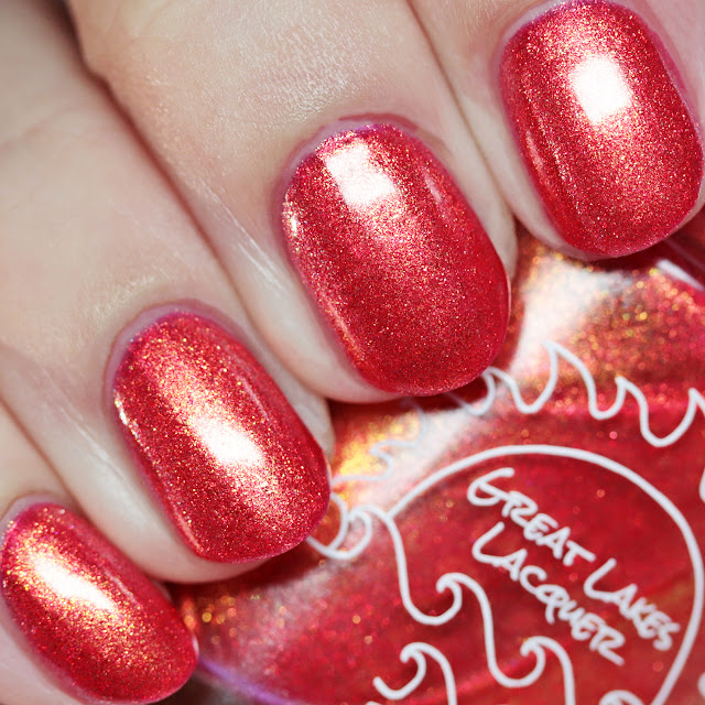 Great Lakes Lacquer The Dragon of the West