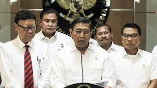 Betapa Bermasalahnya Komunikasi Publik Menteri-Menteri Jokowi