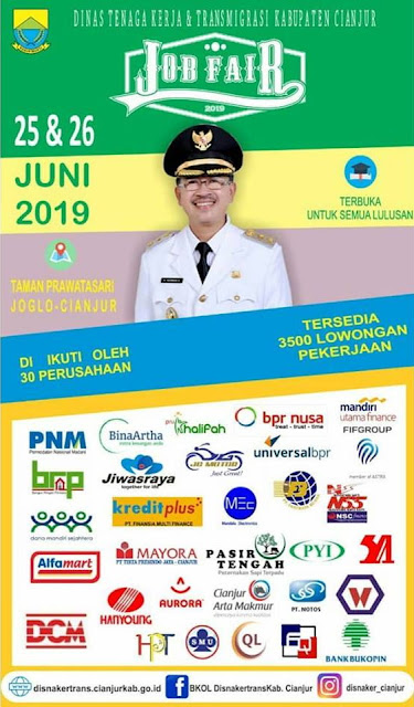 Job Fair Cianjur