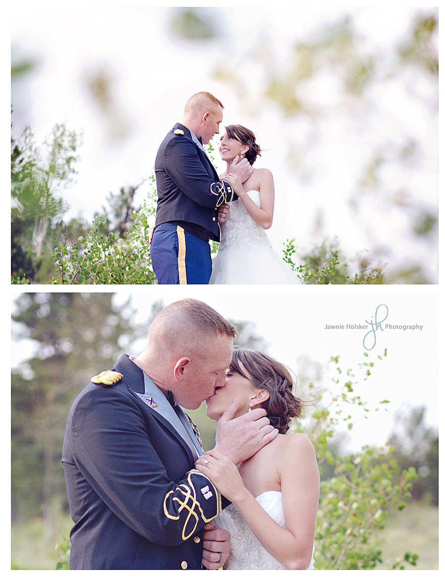 Wedding Bliss L Crystal Creek Reservoir L Colorado Springs