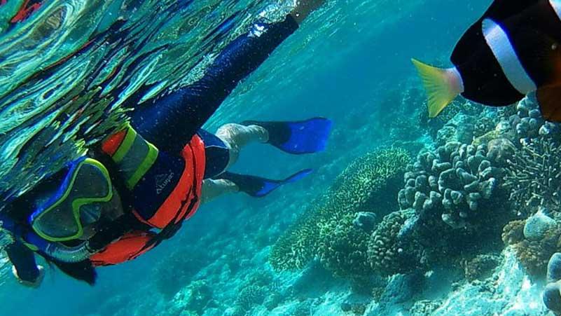 Objek Wisata Pulau Lihaga Keindahan Alam Di Minahasa -   Twisata