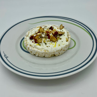 Yogurt, nuts, herbs and Lemon Zest Served Up on Vivente