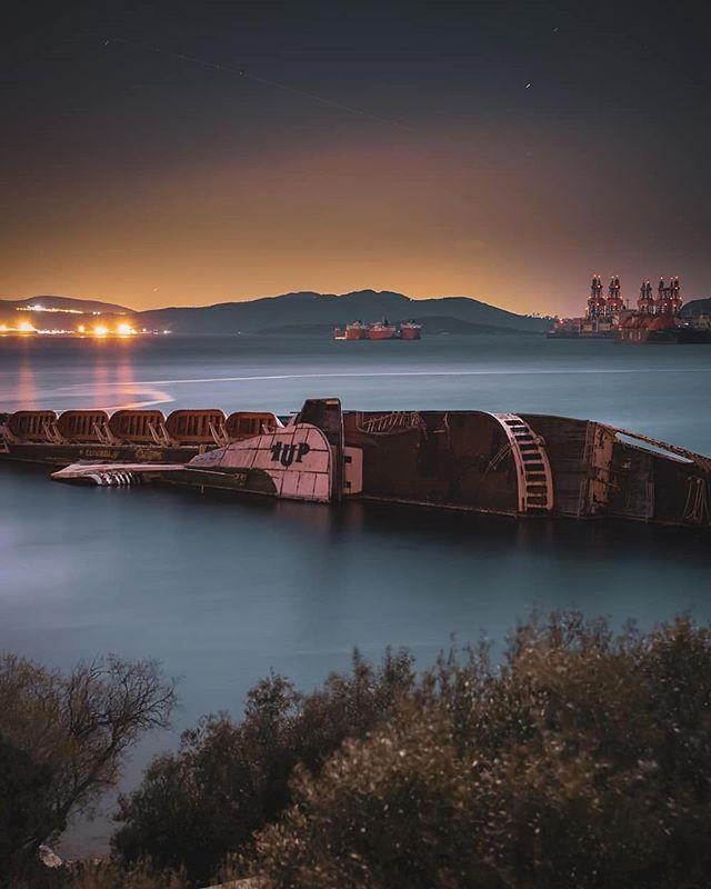 Die Entstehung des Mediterranean Sky 1UP Crew Piece in Griechenland | StreetArt an der Küste