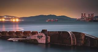 Die Entstehung des Mediterranean Sky 1UP Crew Roller Piece in Griechenland | StreetArt an der Küste im Video festgehalten