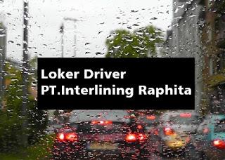 Loker PT.Interlining Raphita