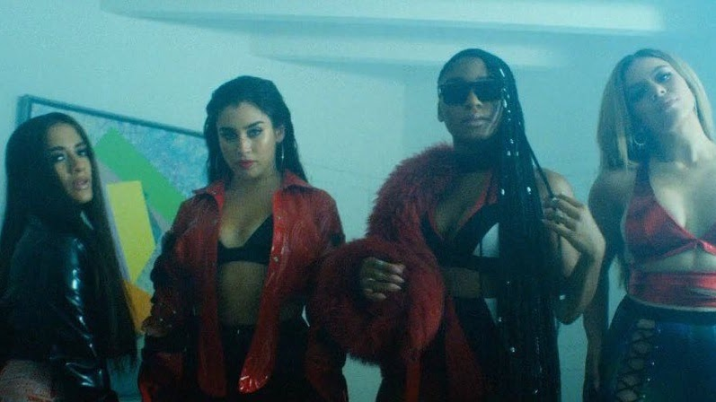 Fifth Harmony feat. Ariana Grande (mentira, gente, é só a Ally mesmo)