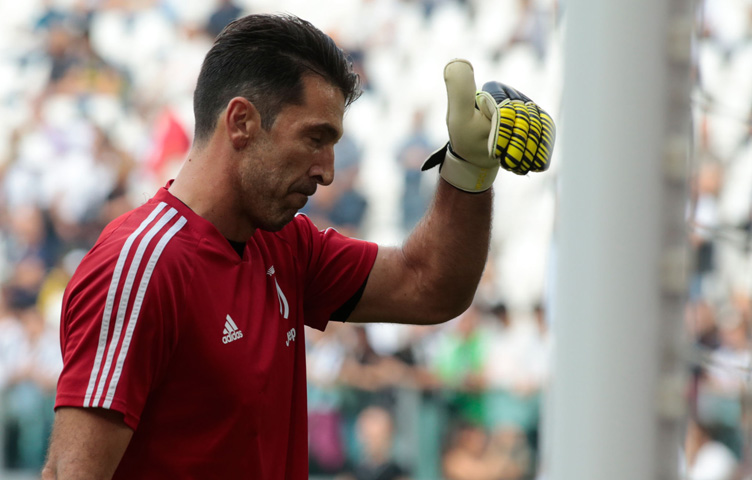 Buffon postavio novi rekord